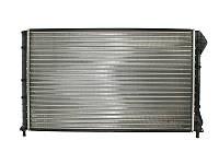 Радиатор охлаждения основной (Polcar 61766) Fiat Doblo/Фиат Добло (1.4-1.6/1.9D) с 2001 года выпуска