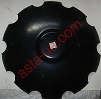Диск ромашка БДВП Краснянка D=710 мм, h=7 мм, кв.41 мм GM 7 1961-28 МС.41 (Bellota)