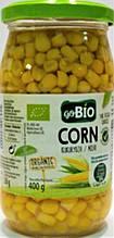 Консервированная кукуруза goBIO Organic 400 g