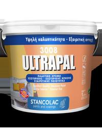 Моющаяся краска для стен 3008 Ultrapal Stancolac 3 л.