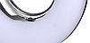 Яркая кольцевая лампа MS-20L с зеркалом и подставкой , фото 2
