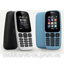 Телефон Nokia 105 2 сім асортимент