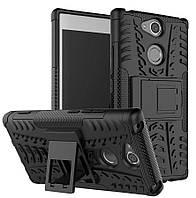 Чехол Armor для Sony Xperia XA2 / H4113 / H4133 / H3113 / H3123 / H3133 бампер Black
