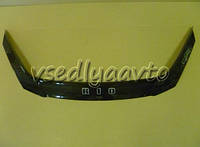Дефлектор капота мухобойка KIA RIO III с 2005- г.в.