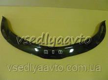 Дефлектор капота мухобойка KIA RIO III с 2011- г.в.