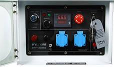 Генератор дизельный Hyundai DHY 12000SE, фото 3
