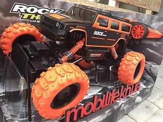 Величезний Джип Позашляховик На Радіокеруванні 4WD/Величезні Колеса/На Акумуляторах/