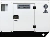 Генератор дизельный Hyundai DHY 12000SE-3 (Бесплатная доставка по Украине)