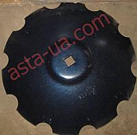Диск ромашка Солоха D=710 мм, h=6 мм, кв.41 мм GM6 1966-28 МС41 (Bellota)