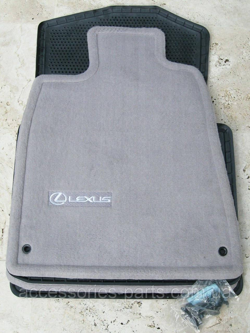 Коврики текстильный в салон Lexus GS300/ 430 2wd 06-2012 Новые Оригинальные