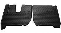 Комплект резиновых ковриков в салон автомобиля Truck Iveco Stralis 2007-2012 (1044012)