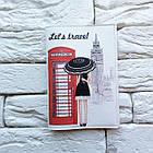 Обложка для паспорта Лондон, фото 2