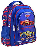 """Рюкзак школьный S-22 """"Cars"""", фото 1"""