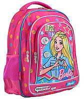 """Рюкзак школьный S-22 """"Barbie"""", фото 1"""