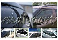 Дефлекторы окон на FIAT Sedici 2006-