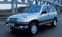 Защита двигателя Chevrolet Niva с 2002 г. (только КПП)