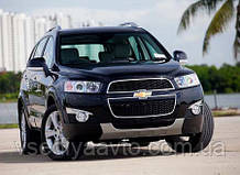 Защита двигателя Chevrolet Captiva 2012-