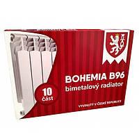 Биметаллический радиатор BOHEMIA B96 500/96, фото 1