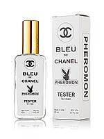 Тестер мужской Chanel Bleu de Chanel Pheromon, 65 мл