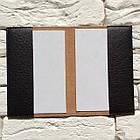 Обложка для паспорта Let's travel 2 (черный), фото 4
