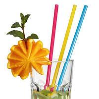 Трубочки і прикраси для напоїв