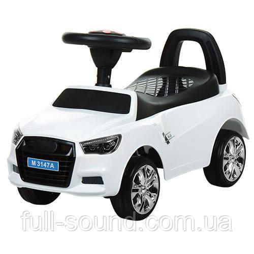 Каталка-толокар Audi МР3