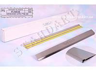 Защита порогов - накладки на пороги Mercedes Vito W638 1996-2003 гг. (Standart)