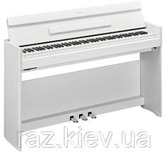 Цифровое пианино YAMAHA ARIUS YDP-S54 White (+блок питания)