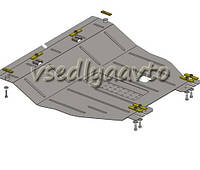 Защита двигателя Daewoo Lanos 2012-