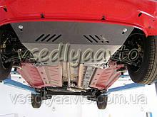 Защита двигателя Fiat Panda 2003-