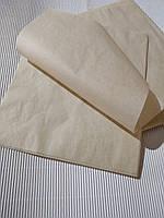 Пергаментная бумага для упаковки сыра и молочных продуктов, в листах 350мм х 350 мм