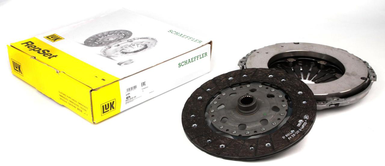 Комплект сцепления Opel Vivaro/Renault Trafic 1.6 CDTI 14-