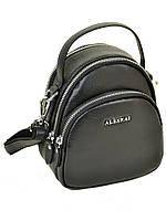 Летняя женская сумка черная Alex Rai, фото 1