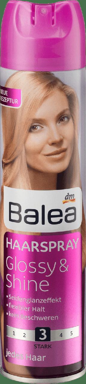 Лак для волос Balea Glossy & Shine-3