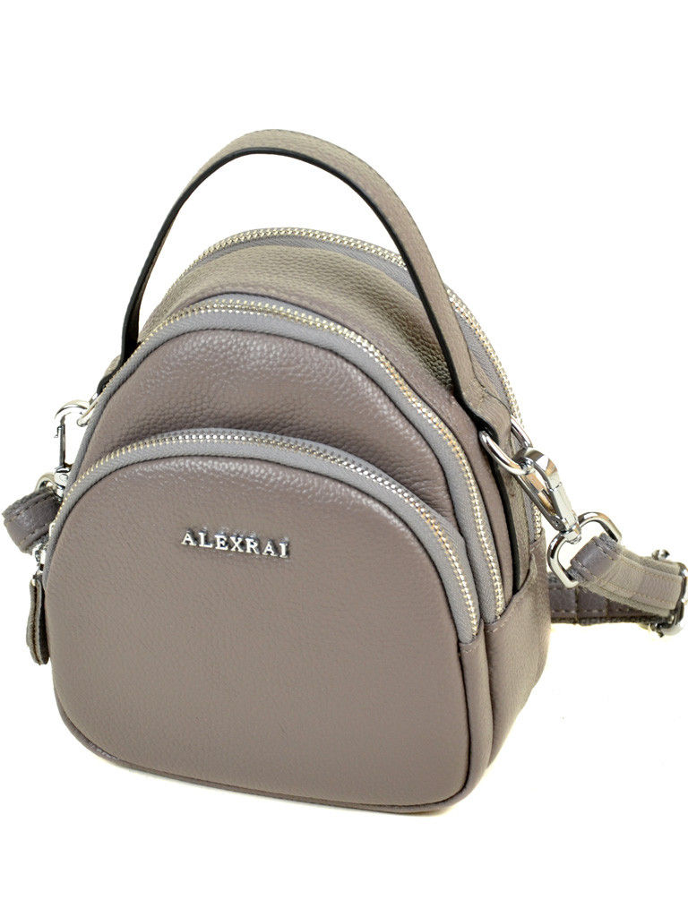 Женская кожаная сумочка Alex Rai