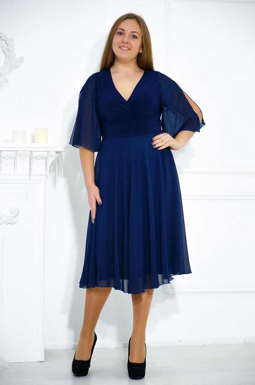 Элегантное вечернее платье №481