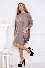 Элегантное вечернее платье 62 размера №505, фото 2