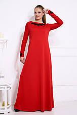 Длинное вечернее платье №513, фото 2