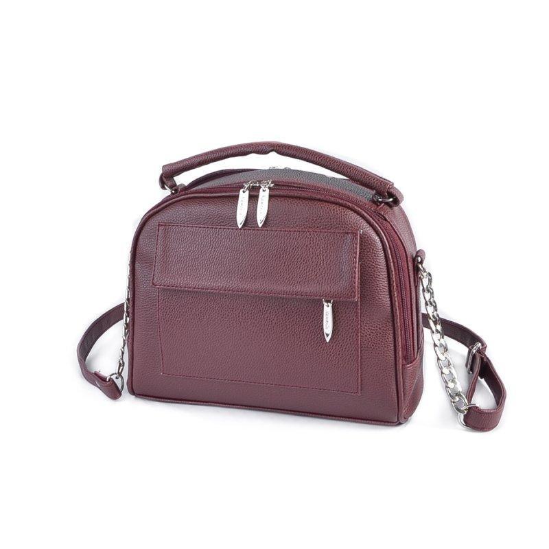 Женская сумочка из искусственной кожи