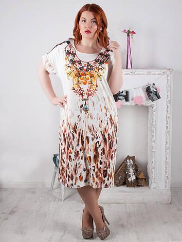 Женское летнее платье №617, фото 2