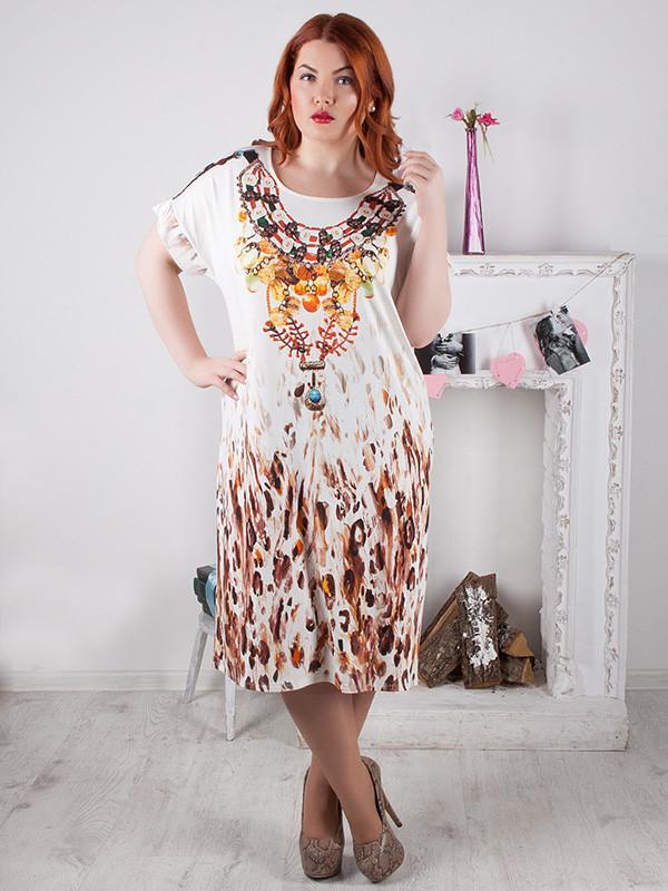 Женское летнее платье №617