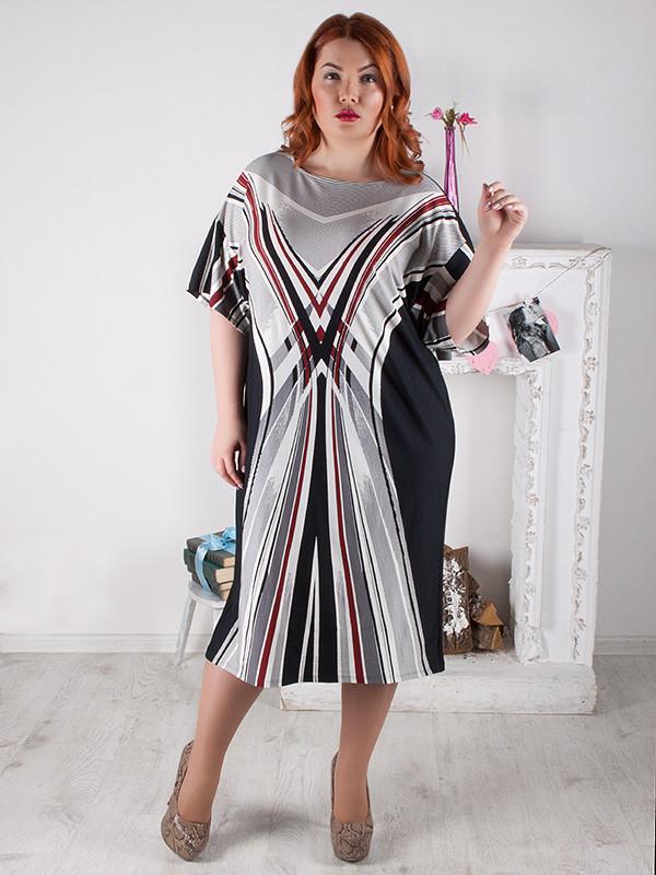 Женское летнее платье №613
