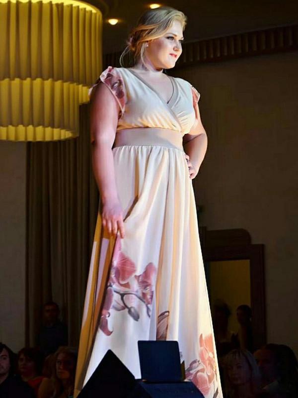 Вечернее платье №710