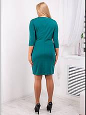 Стильное женское платье №723, фото 3