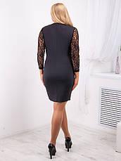 Платье женское приталенное№726, фото 2