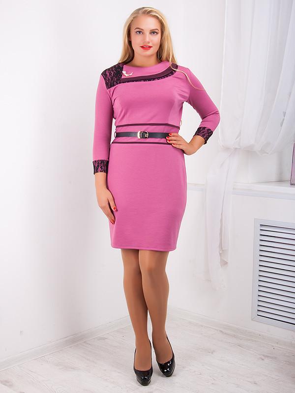 Нарядное женское платье №728