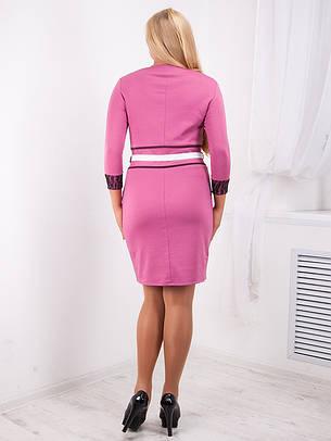 Нарядное женское платье №728, фото 2