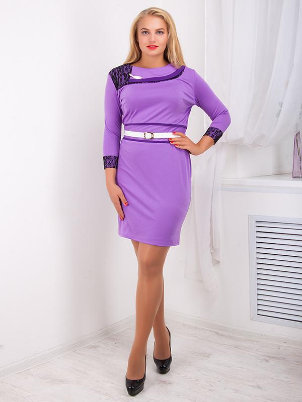 Нарядное женское платье №730