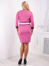 Нарядное женское платье №730, фото 2