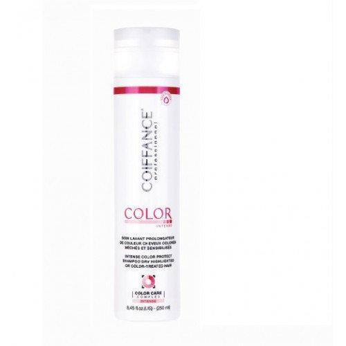 Шампунь для защиты цвета  COIFFANCE Intense color protect shampoo 250 ml